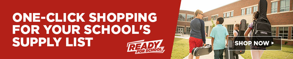 One-Click Shopping For Your School's Supply List
