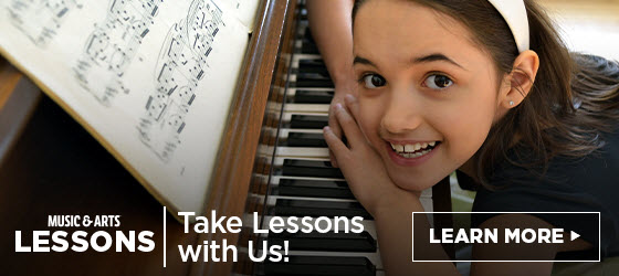 Take Lessons with Us!