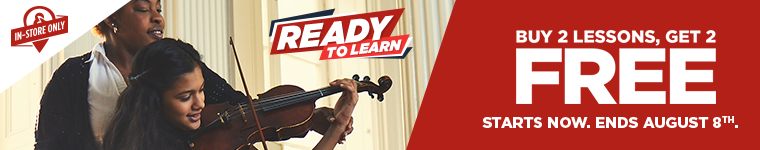 Buy 3 Months of Lessons Get 20% Off