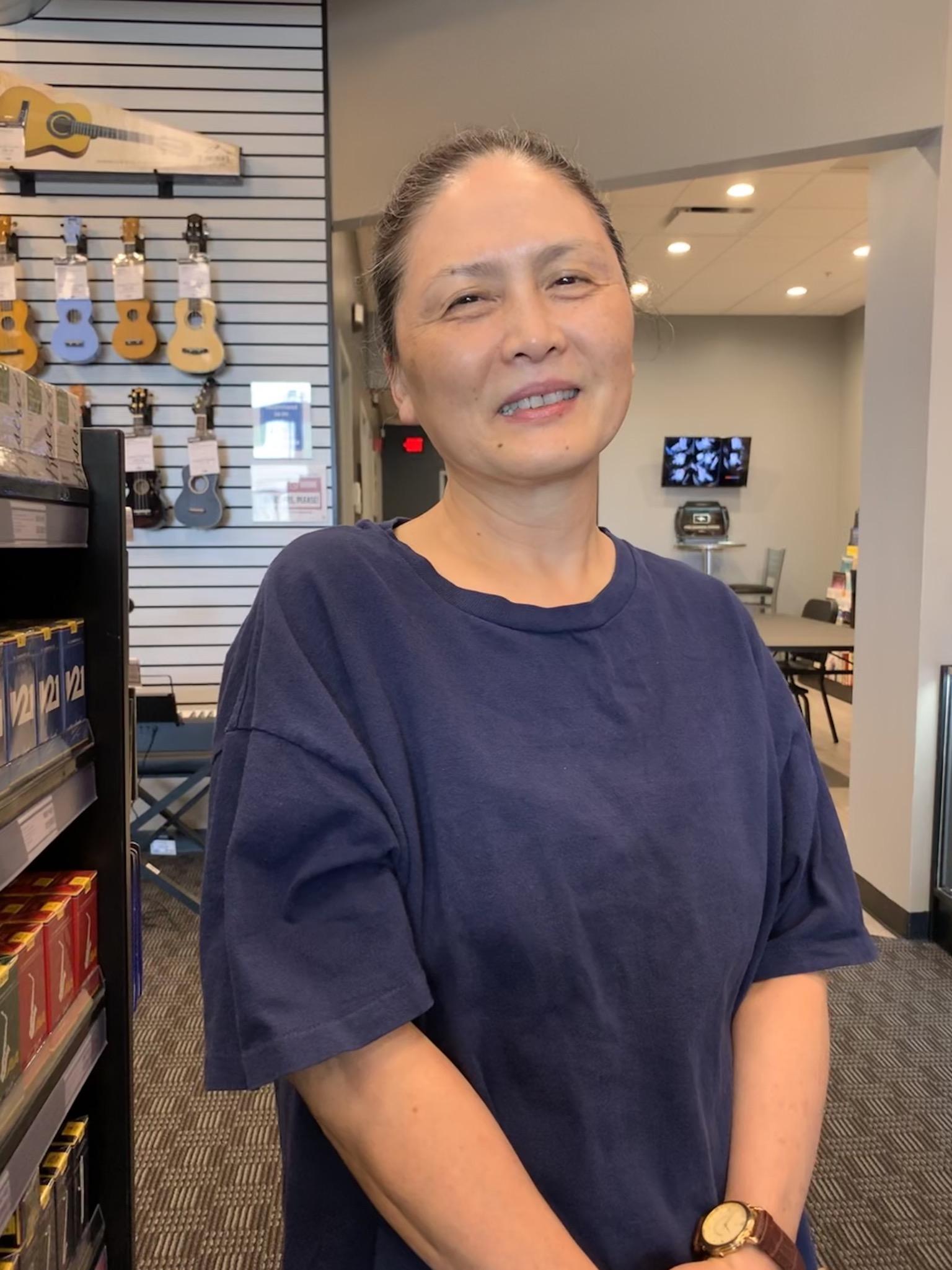 ChaOk Angela Lee